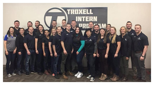 troxell intern program classes and workshops