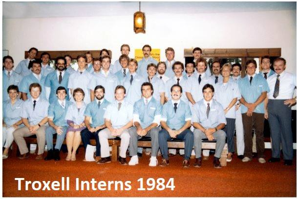 troxell interns 2984