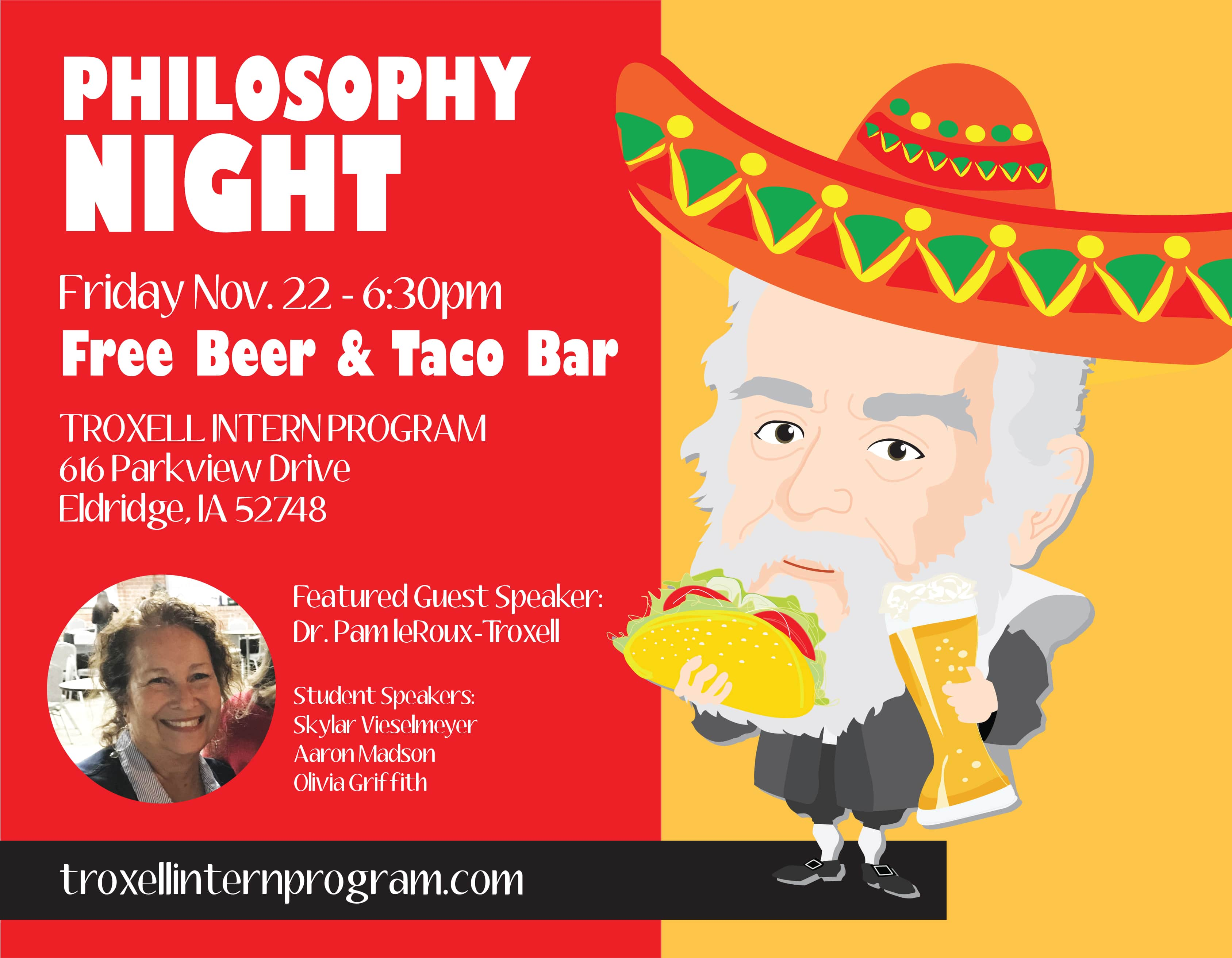 philosophy night